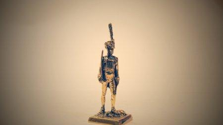 5.Обер-офицер Лейб-Гвардии Литовского полка