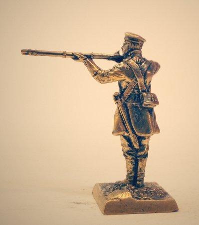 6.Рядовой 3 батальона Украинского егерского полка.