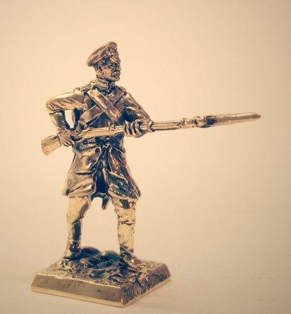 3.Рядовой Азовского пехотного полка.