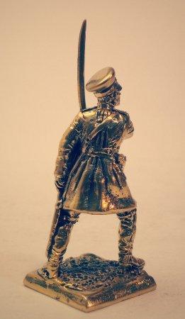 2.Поручик 6-го саперного батальона.