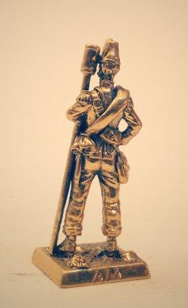 7.Артиллерист 5-го полка пешей артиллерии.