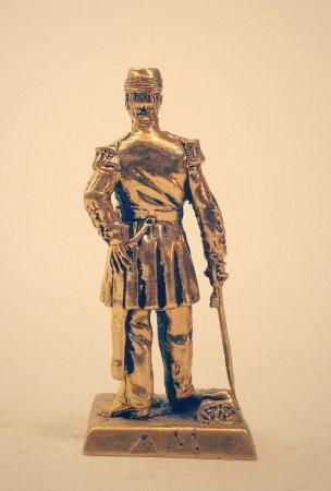 3.Су-лейтенант линейной пехоты.
