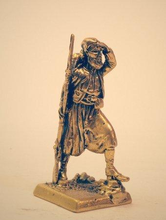 1.Рядовой 3-го зуавского полка.