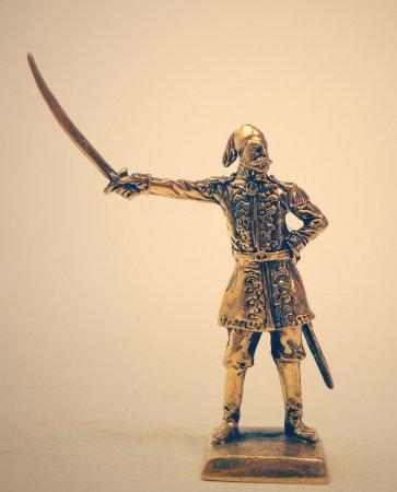 4.Оме́р Лютфи́-паша́, фельдмаршал (сардарэкрем).