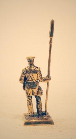 6.Рядовой артиллерист пешей артиллерии.