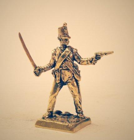5.Офицер гвардейского гренадёрского полка.
