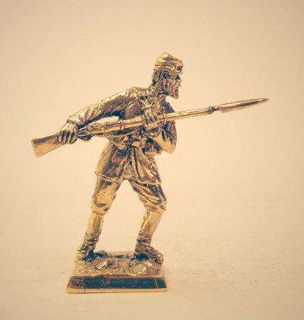 6.Рядовой пехотного полка.