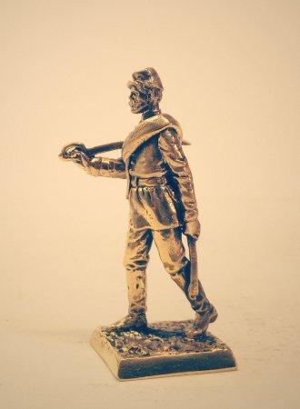 4.Унтер-офицер пехотного полка.