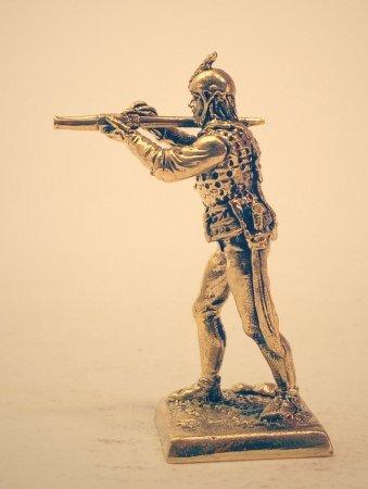 1.Стрелок из сарбатаны.