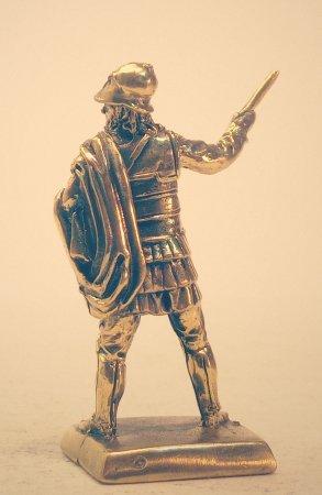 4.Военачальник греческих колонистов.