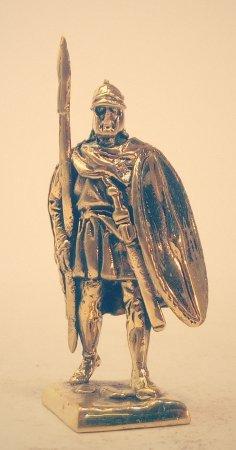 2.Ополченец греческих колонистов.