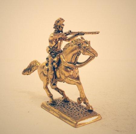Рядовой французского полка конных африканских егерей 1854 год.