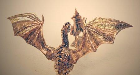 Дракон большой